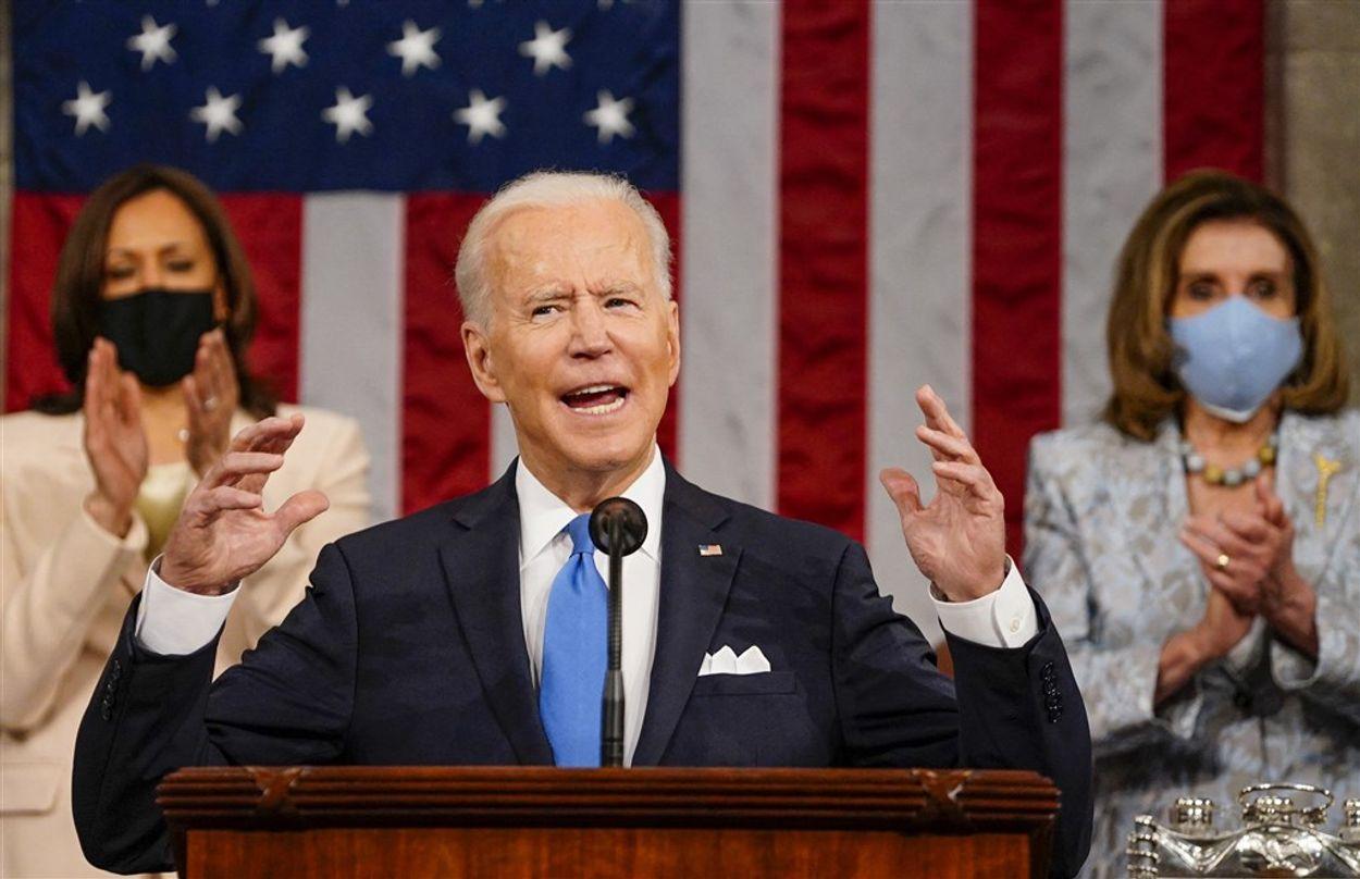 Afbeelding van Biden: rechtsextremisme grootste terroristische dreiging voor VS