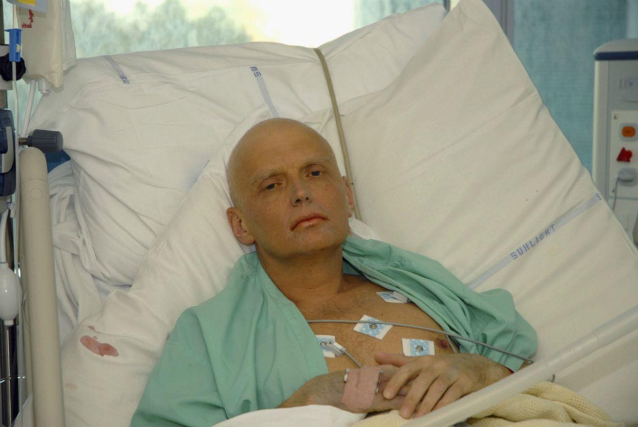 Afbeelding van Europees Hof: 'Rusland verantwoordelijk voor vergiftiging en dood oud-spion Litvinenko'