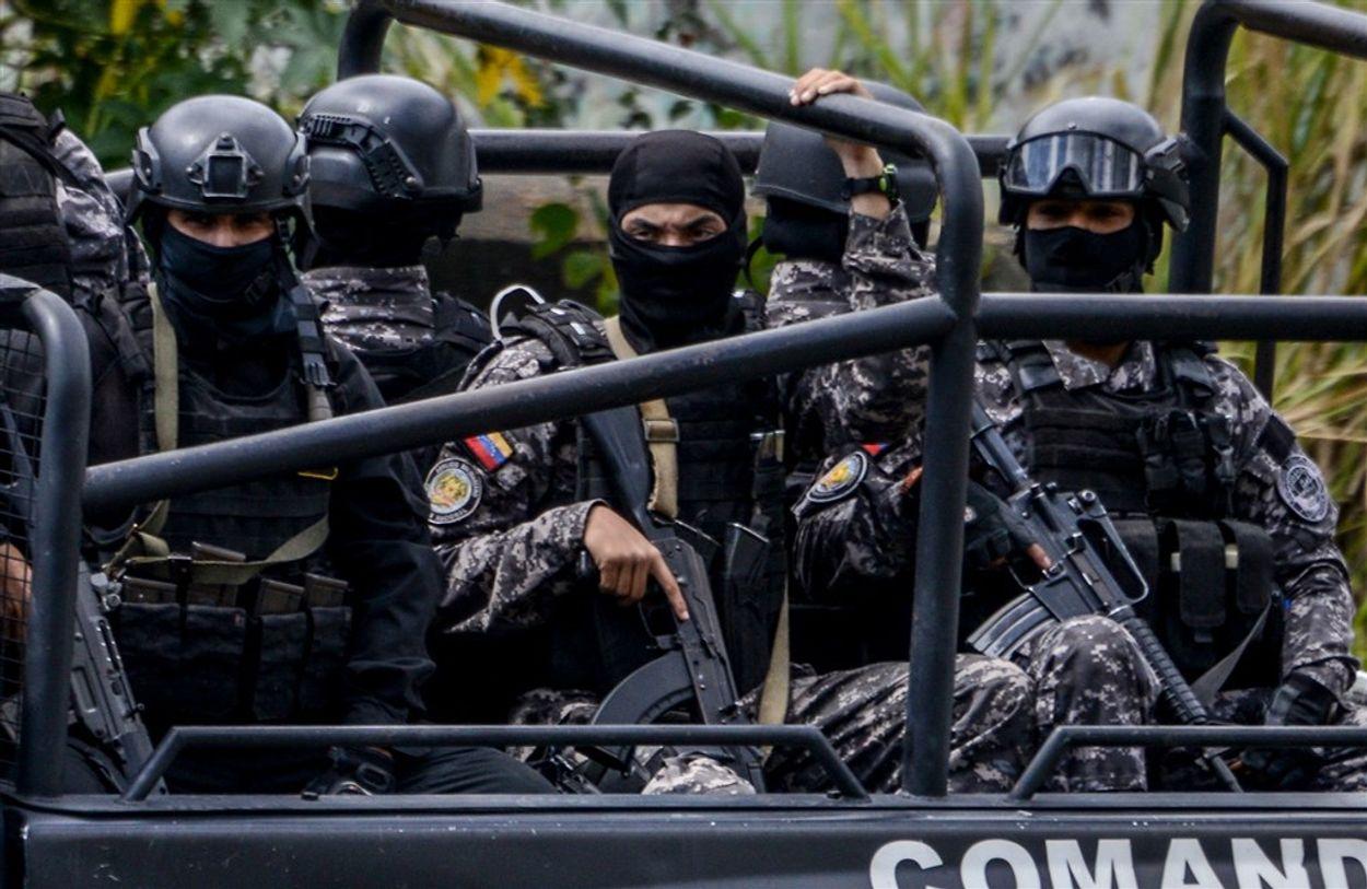 Venezuela leger - ANP