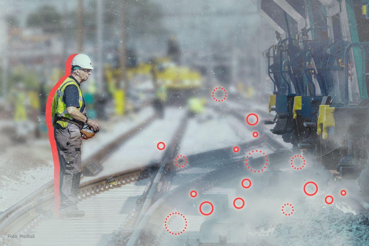 Afbeelding van Inspectie SZW eist stenen zonder kankerverwekkend kwartsstof op het spoor