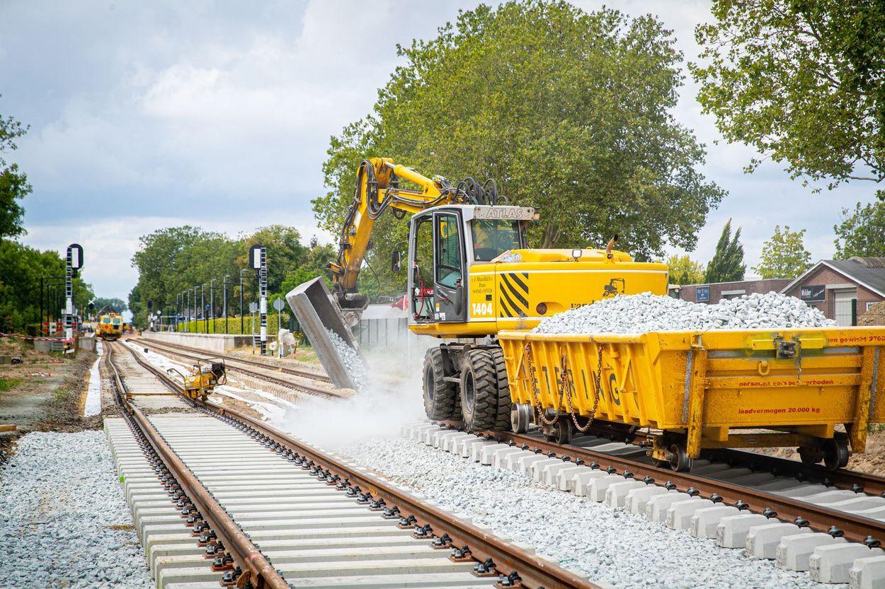 Afbeelding van VVD wil per direct stop op blootstelling van spoorwerkers aan kwartsstof