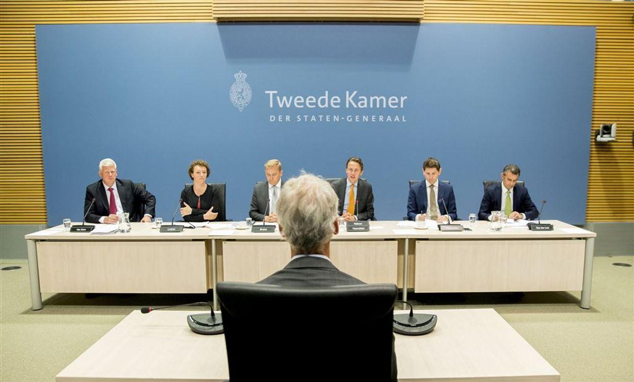 Afbeelding van 'Nederland moet meer doen tegen belastingontwijking multinationals'