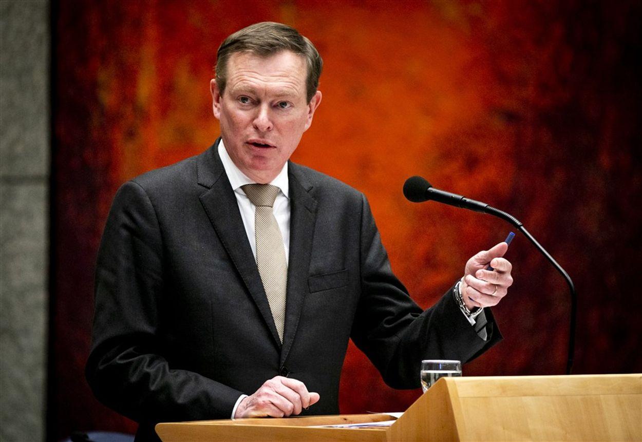 Minister Bruins - ANP