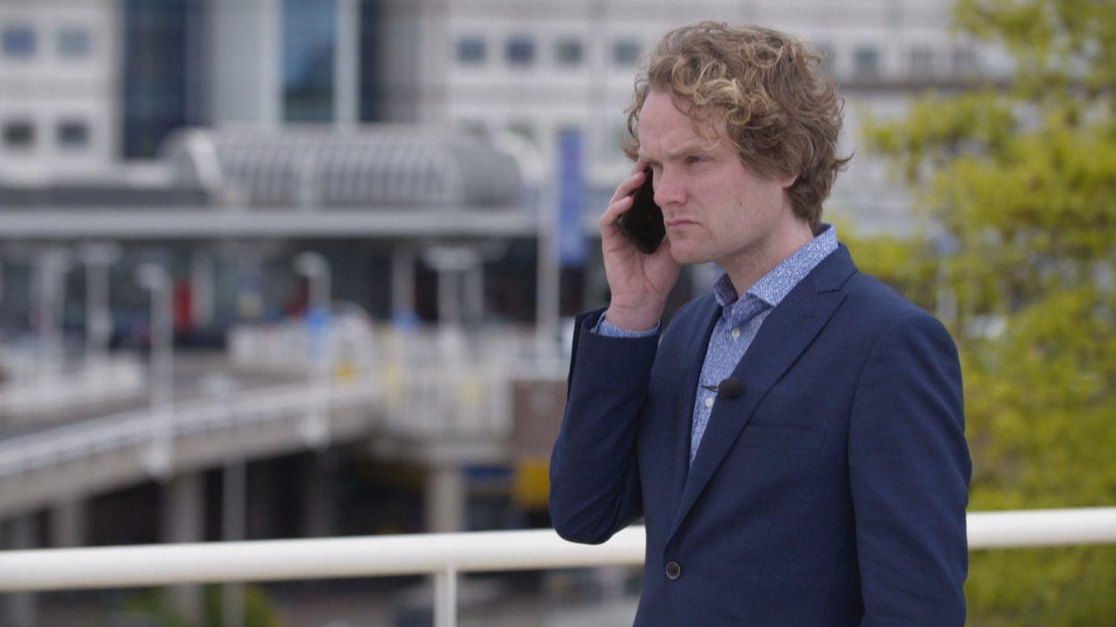 Afbeelding van Toegangsverbod voor ZEMBLA-journalist Ton van der Ham: hij mag UMC Utrecht een jaar lang niet binnen