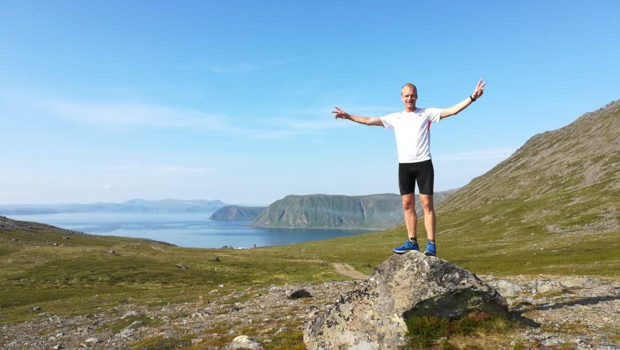 Afbeelding van Hitteberoerte tijdens een marathon: 'Ik zwalkte van links naar rechts'
