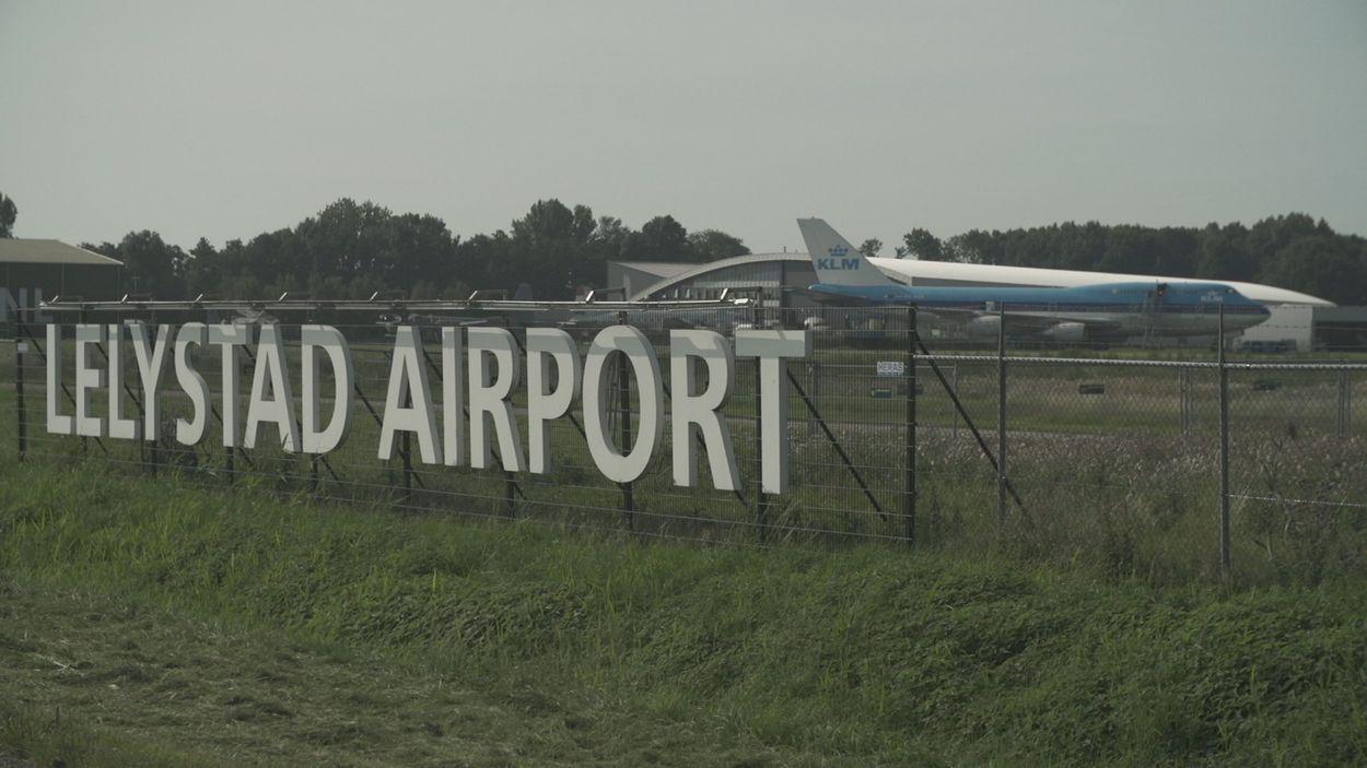 Lelystad Airport (uit uitzending)