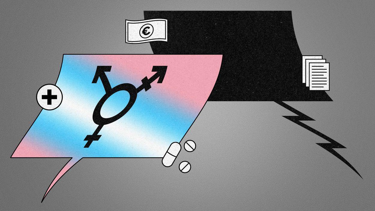Afbeelding van Waarom transgender personen tegen een muur aanlopen als ze om zorg vragen