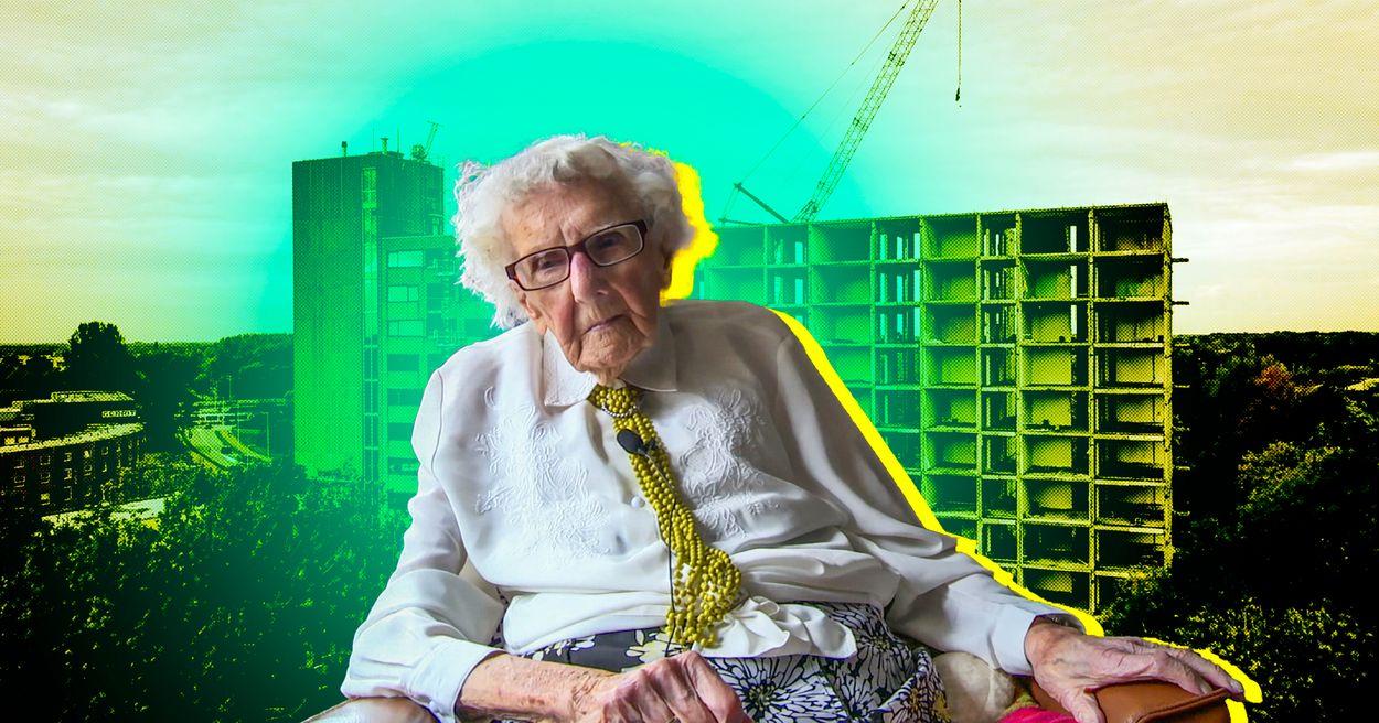 Afbeelding van Mevrouw Maria Piël (102) overleden