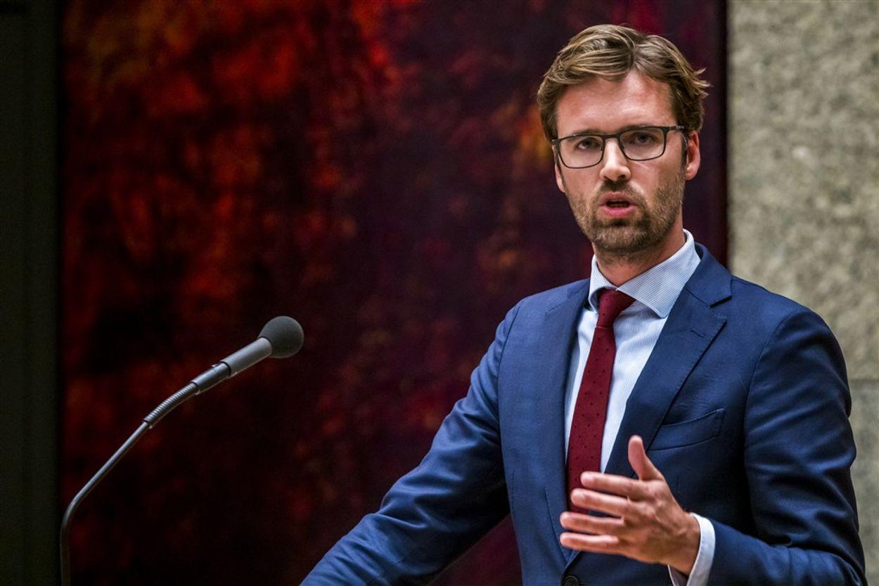 Afbeelding van Waarom is Kamerlid Sjoerd Sjoerdsma niet welkom in Rusland?