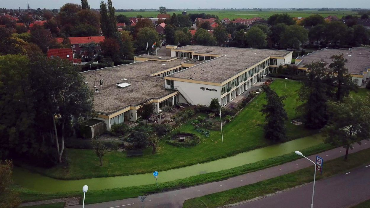 Afbeelding van Woonvoorziening Nij Ylostins in IJlst geen monument en mag alsnog gesloopt worden