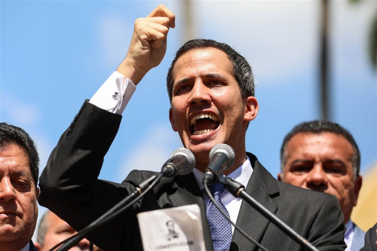 Juan Guaido Venezuela - ANP