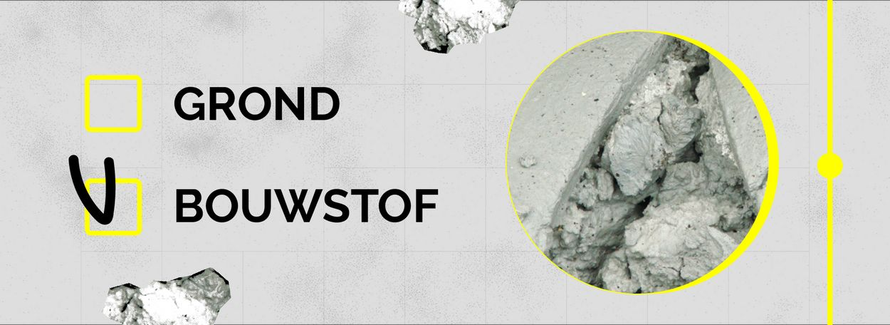 Grond of bouwstof - Grond