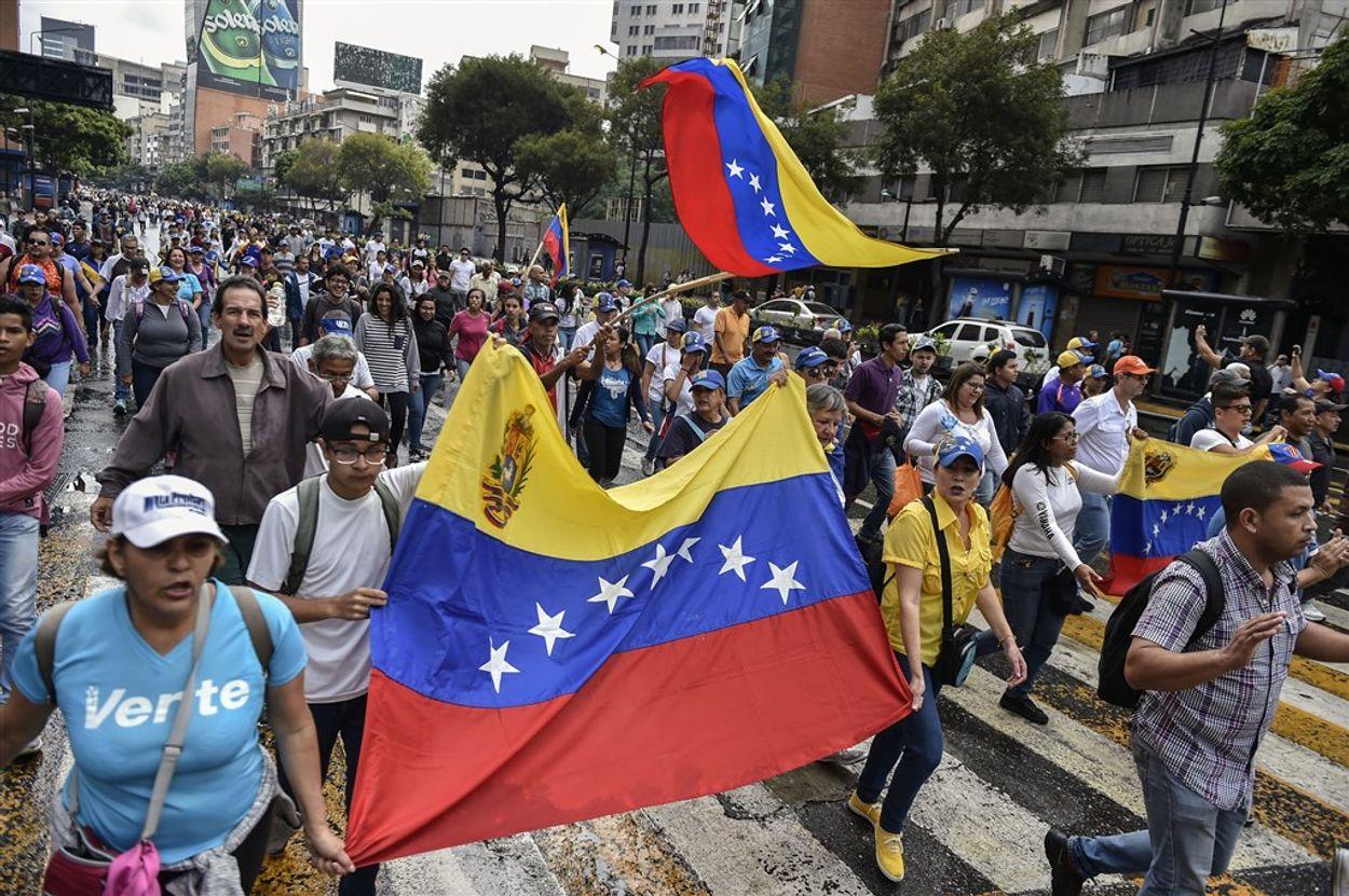 Afbeelding van De crisis in Venezuela: 'Mensen hebben honger en smachten naar vrijheid'