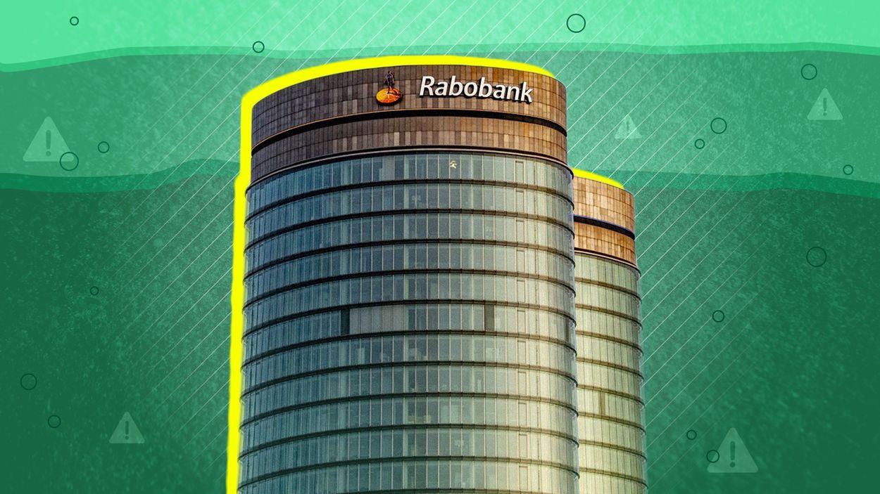 Afbeelding van Het excuus van de Boerenleenbank