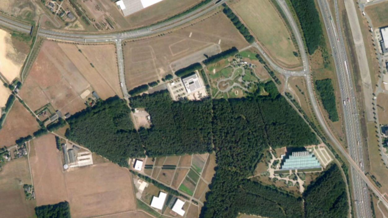 Satelliet boskap Floriade