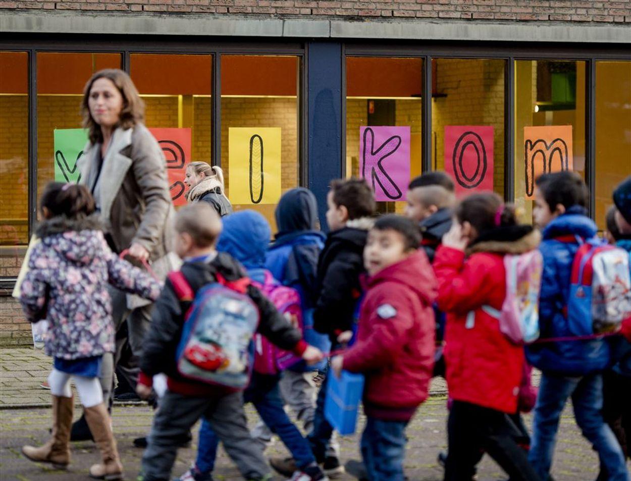 Afbeelding van 230.000 kinderen groeien op in een bijstandsgezin
