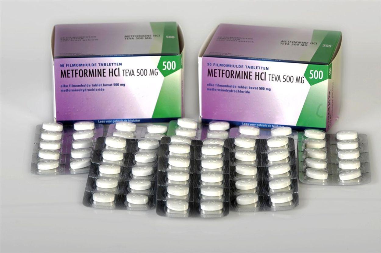 Afbeelding van Terugroepactie diabetesmedicijnen wegens vervuiling met kankerverwekkende stof