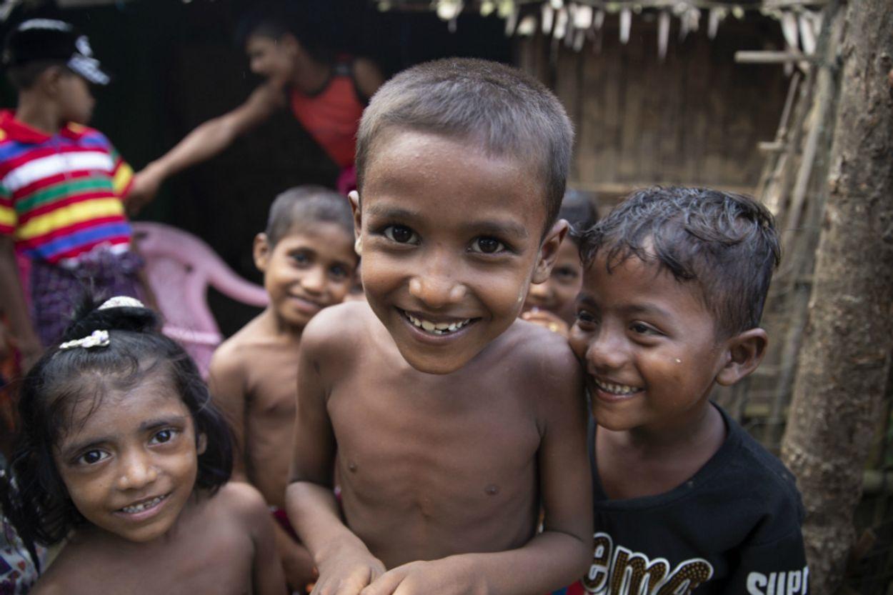 Afbeelding van VN slaan alarm over gevluchte Rohingya kinderen