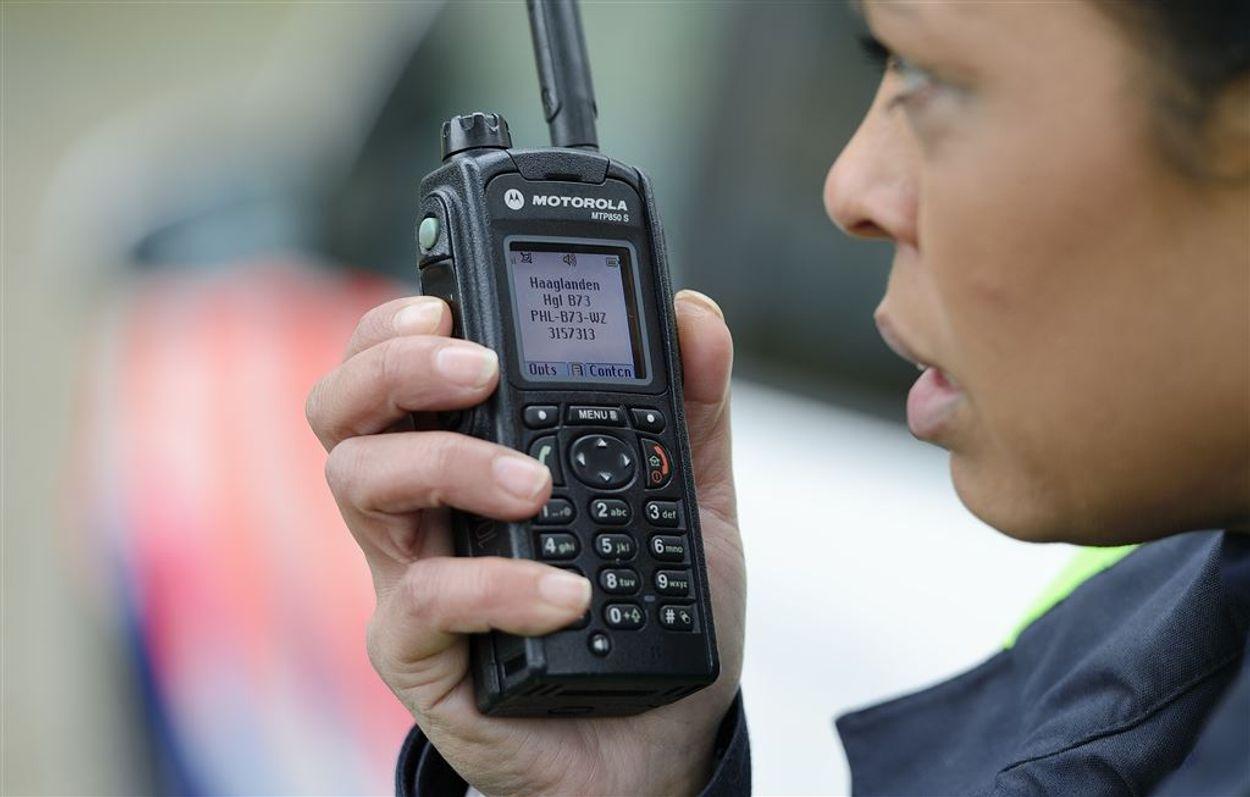 Afbeelding van Politiebond luidt noodklok: 'Grote zorgen om C2000'