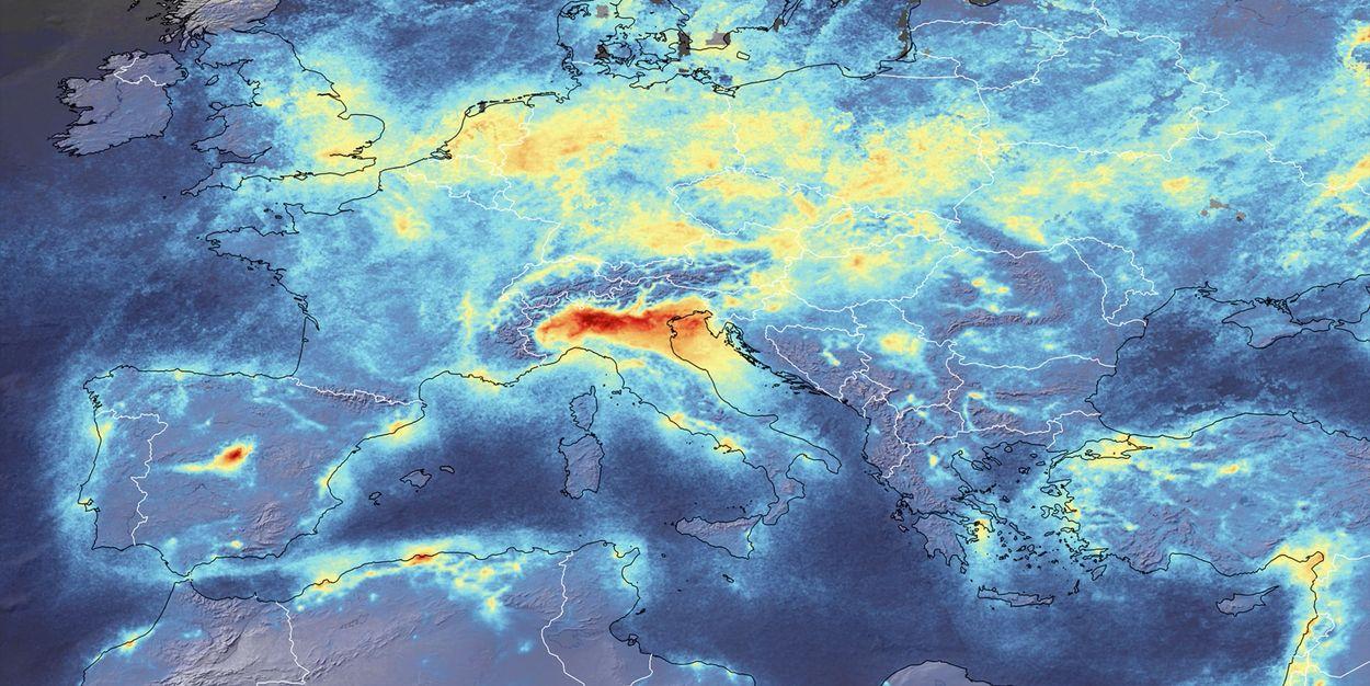 Afbeelding van Britse studie: 'Overtuigend bewijs dat luchtverontreiniging corona verergert'