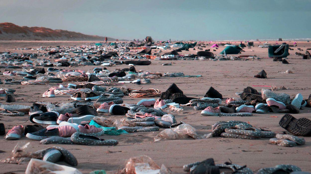 Afbeelding van Waddenvereniging: 'Geen containerschepen meer langs Wadden bij storm'