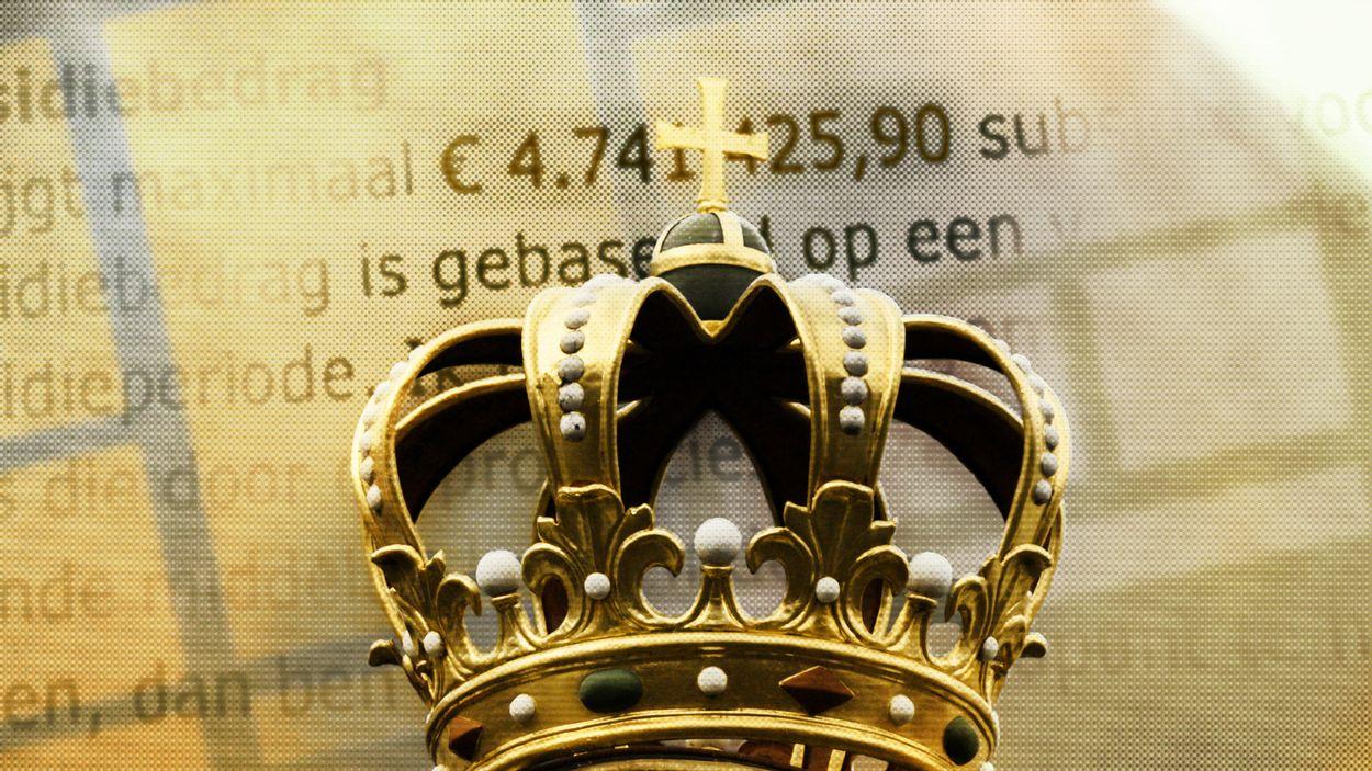 Afbeelding van Documenten rond subsidie aan koning niet geleverd, overheid in gebreke gesteld
