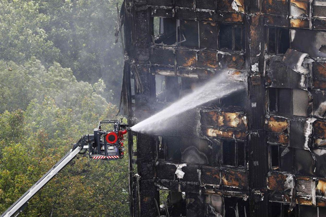 Afbeelding van Brandgevaar