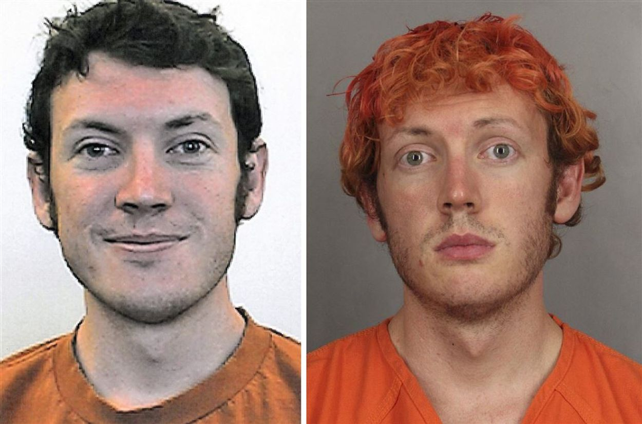 James Holmes / Batman movie killer / ANP