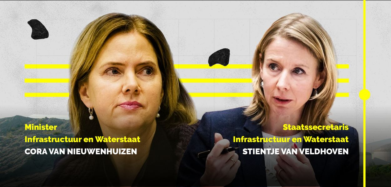 Minister en staatsecretaris