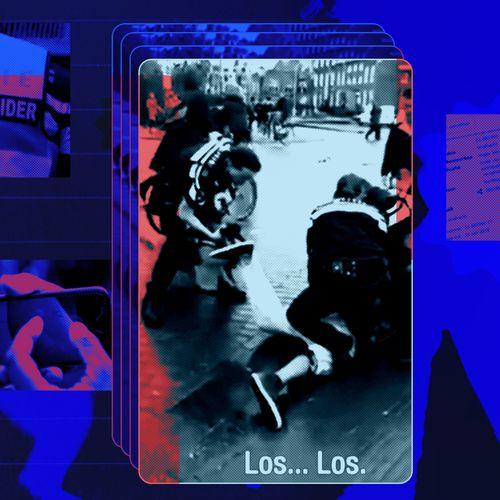 Afbeelding van Buitensporig geweld bij arrestatie: man in auto aangevallen door politiehond