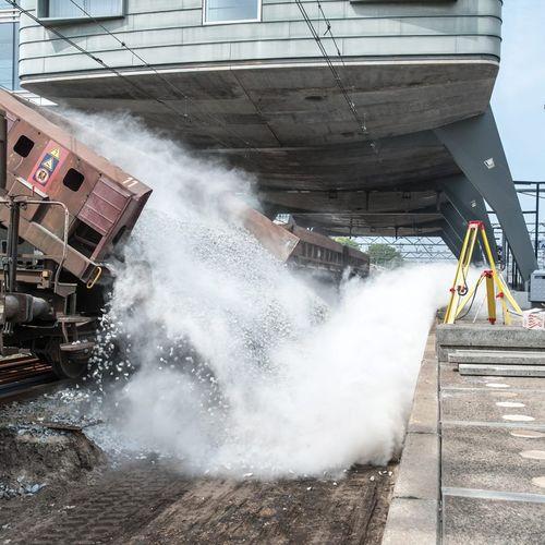 Afbeelding van Vakbonden erg bezorgd over spoorwerkers na onthullingen Zembla
