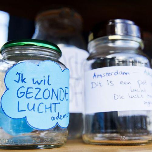 Afbeelding van Nederlander leeft korter door vieze lucht, Milieudefensie stapt naar rechter