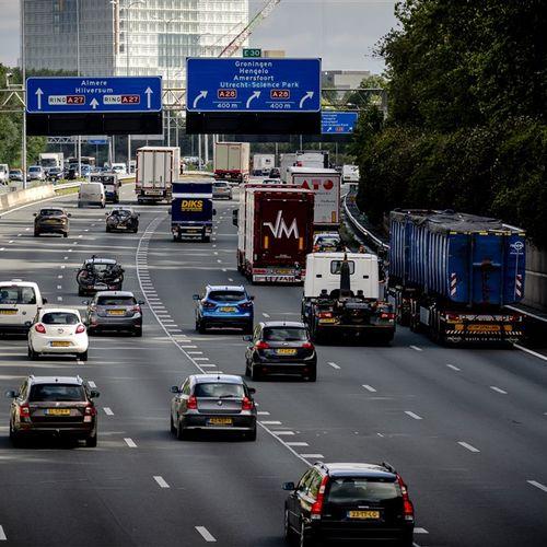 Afbeelding van Kamervragen na Zembla-uitzending over wegverbreding A27
