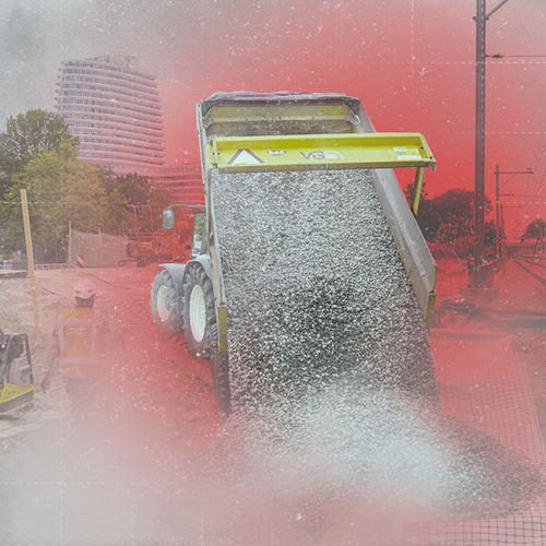 Afbeelding van Het stofspoor
