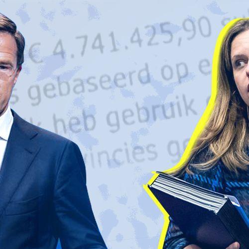 Afbeelding van Onenigheid binnen kabinet over vrijgeven documenten rondom subsidie koning