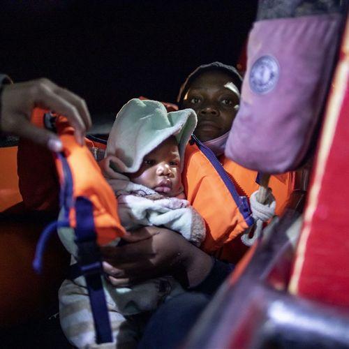 Afbeelding van Meer dan 1100 migranten verdronken in 2021