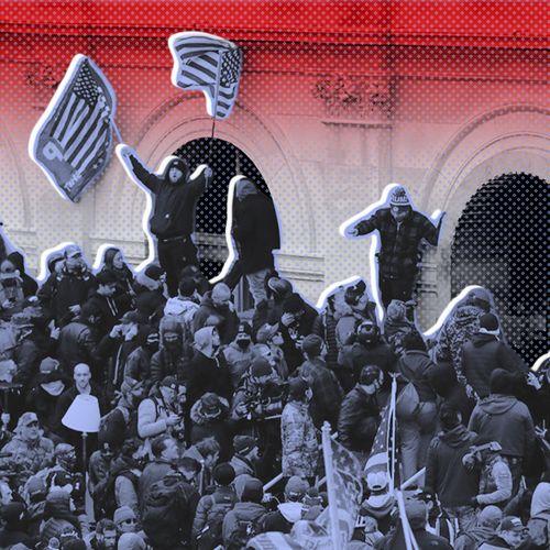 Afbeelding van Rechtse revolutie