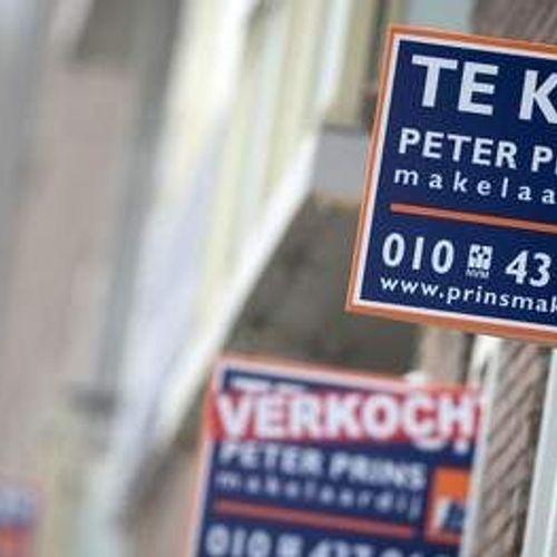 Afbeelding van 'Overbieden is de norm geworden op de woningmarkt'