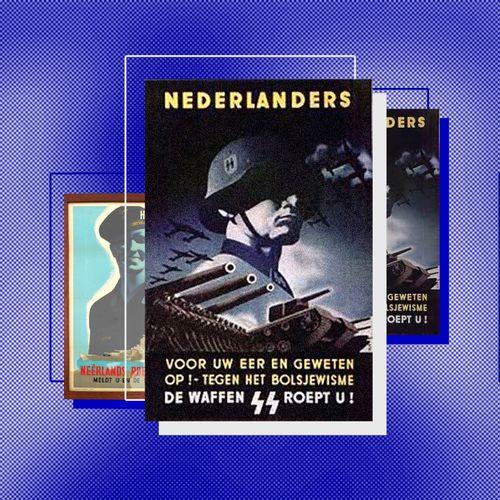 Afbeelding van Ook 'foute' Nederlanders vochten mee in de Korea-oorlog