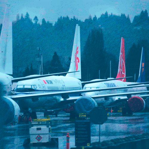 Afbeelding van Ramptoestel Boeing 737 MAX was haastklus