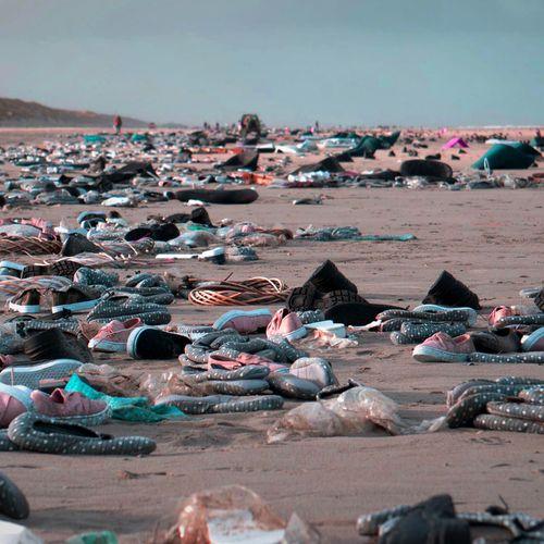 Afbeelding van Twee jaar na containerramp MSC Zoe: '800.000 kilo afval in zee'