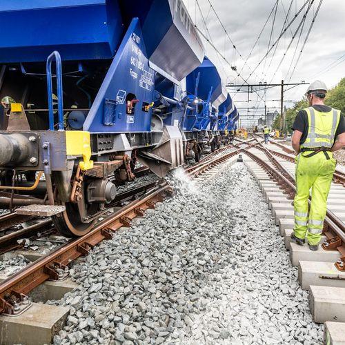 Afbeelding van NVvA: 'Blootstelling gevaarlijke stoffen niet alleen probleem bij spoorwegen'
