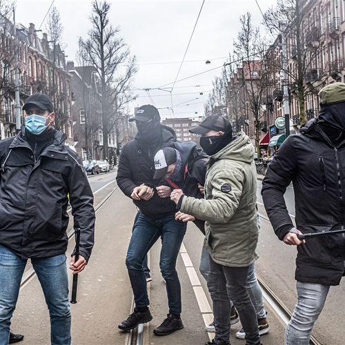 Afbeelding van AIVD: Grotere terreurdreiging vanuit extreemrechts