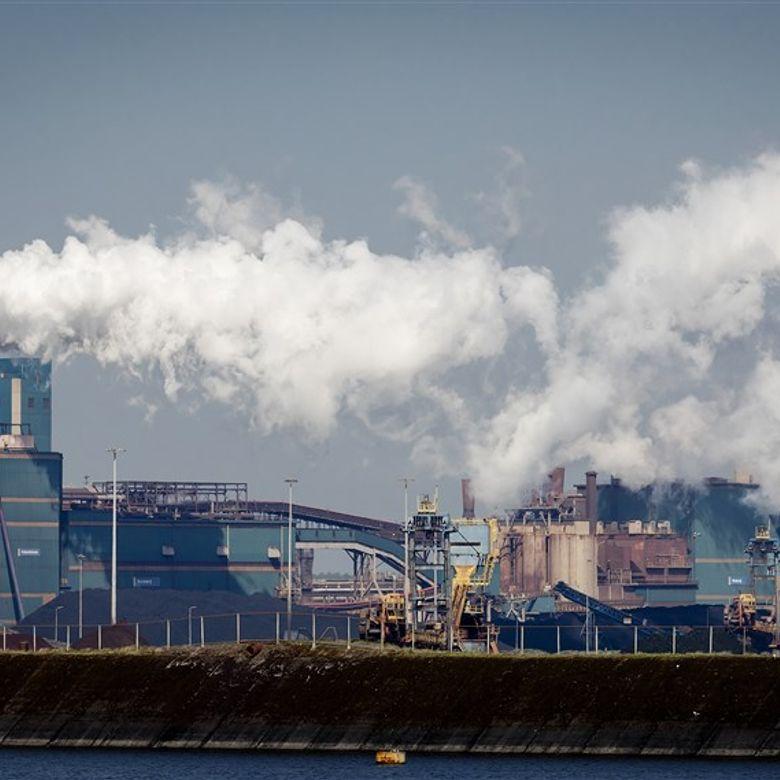 Afbeelding van Vakbond FNV komt met plan om Tata Steel sneller te vergroenen